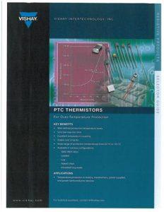 PTC Thermistor