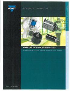 Precision Wirewound Potentiometers
